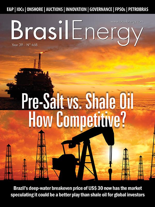 Pre-Salt vs Shale Oil: How Competitive?